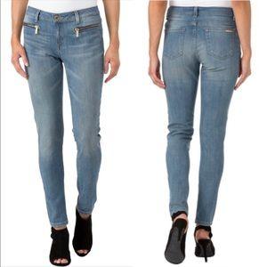 Michael Kors Petite Denim Izzy Skinny Jeans